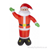 Santa Inflatable Father Christmas Toy - Giant (250cm)